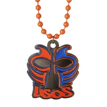 "The Usos ""Face Paint"" Pendant"