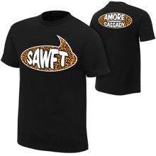 "Enzo & Cassady ""Sawft"" Authentic T-Shirt"