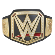 WWE Championship Toy Title Belt (2014)