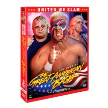 United We Slam: Best of The Great American Bash DVD