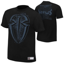 "Roman Reigns ""One Versus All"" Authentic T-Shirt"