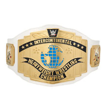 WWE Intercontinental Championship Replica Title (2014)