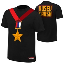 "Rusev ""Rusev Crush"" Authentic T-Shirt"