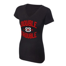 "The Bellas ""Double Trouble"" Women's Authentic T-Shirt"