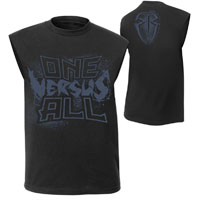 "Roman Reigns ""One Versus All"" Muscle T-Shirt"
