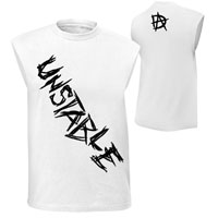 "Dean Ambrose ""Unstable"" Muscle T-Shirt"