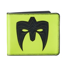 "Ultimate Warrior ""Parts Unknown"" Wallet"