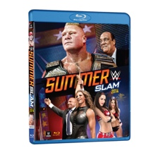 SummerSlam 2014 Blu-ray