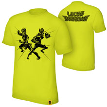 "Sin Cara & Kalisto ""Lucha Dragons"" Authentic T-Shirt"
