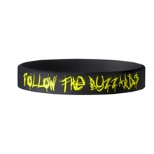"The Wyatt Family ""Follow The Buzzards"" Silicone Bracelet"
