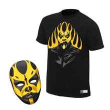 "Goldust ""Ashes To Ashes"" T-Shirt Package"