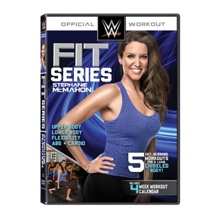 WWE Fit Series: Stephanie McMahon DVD
