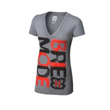 "Brie Bella ""Brie Mode"" Tri-Blend Women's V-Neck T-Shirt"
