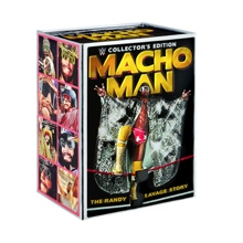Macho Man: The Randy Savage Story Collector's Edition Box Set