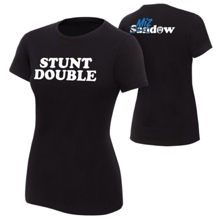 "Damien Mizdow ""Stunt Double"" Women's Authentic T-Shirt"