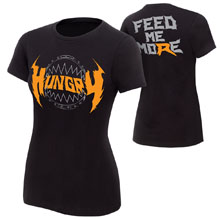 "Ryback ""Hungry"" Women's Authentic T-Shirt"