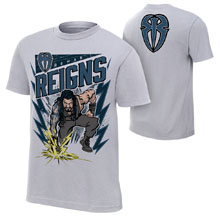 "Roman Reigns ""Believe That"" Authentic T-Shirt"