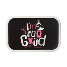 "Dolph Ziggler ""It's Too Bad I'm Too Good"" Belt Buckle"