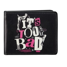 "Dolph Ziggler ""It's Too Bad I'm Too Good"" Wallet"