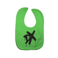 "D-Generation X ""Two Words"" Bib"