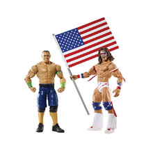 John Cena & The Ultimate Warrior Battle Pack Series 31 Action Figures