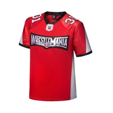 WrestleMania 31 Football Jersey