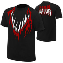 "Finn Bálor ""Catch Your Breath"" Authentic T-Shirt"