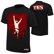 "Daniel Bryan ""Yes Revolution"" Youth Authentic T-Shirt"