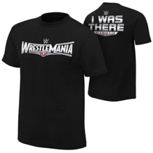 "WrestleMania 31 ""I Was There"" Youth T-Shirt"