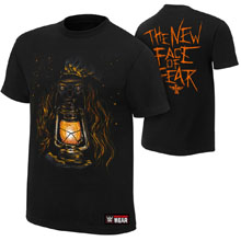"Bray Wyatt ""The New Face of Fear"" Youth Authentic T-Shirt"
