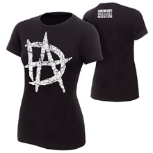 Dean Ambrose Logo Women's Authentic T-Shirt