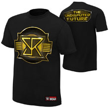 "Seth Rollins ""The Undisputed Future"" Youth Authentic T-Shirt"