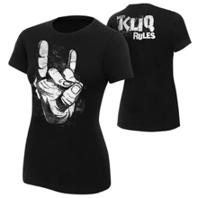 "The Kliq ""Kliq Rules"" Women's Authentic T-Shirt"
