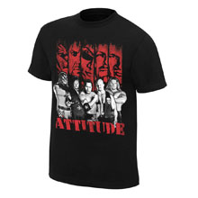 WWE Attitude Era Legends T-Shirt