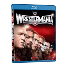WrestleMania 31 Blu-ray