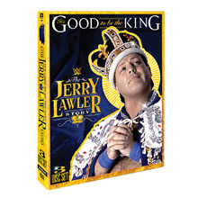 It's Good To Be The King: The Jerry Lawler Story DVD
