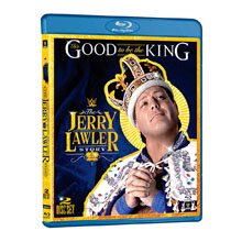 It's Good To Be The King: The Jerry Lawler Story Blu-ray