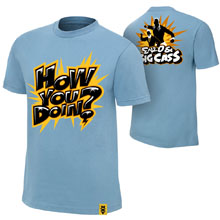 "Enzo & Cassady ""How You Doin?"" Authentic T-Shirt"