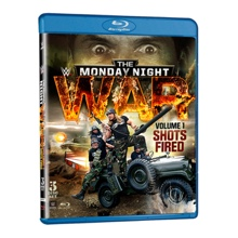 Monday Night War Vol. 1: Shots Fired Blu-ray