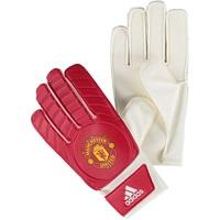 Manchester United Young Pro Goalkeeper Gloves Red