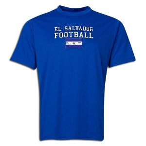 El Salvador Training T-Shirt