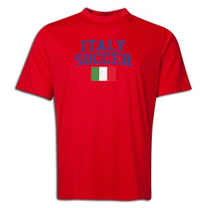 Italy Polyester T-Shirt