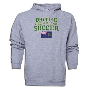 British Virgin Islands Hoody