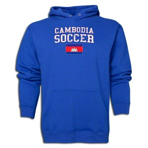 Cambodia Hoody Royal L