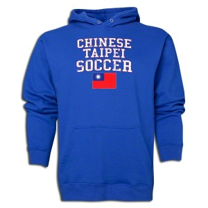 Chinese Taipei Hoody Royal L