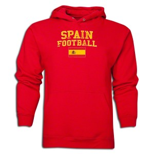 Spain Sweatshirt Red L
