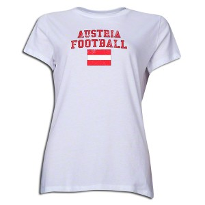 Austria Women's T-Shirt