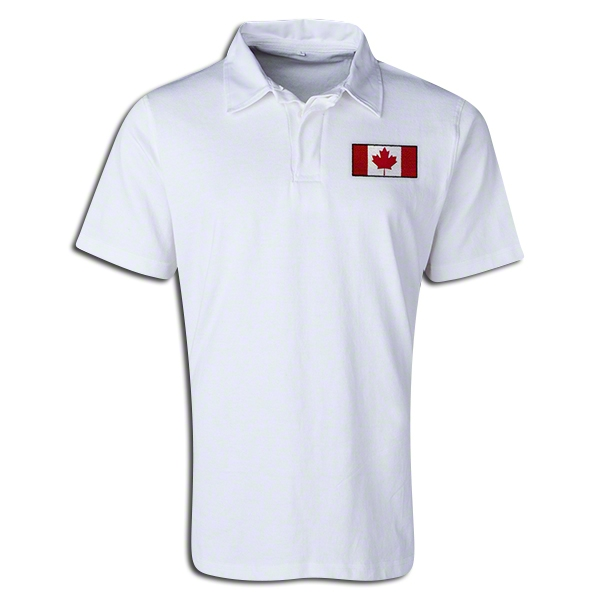 Canada Retro Shirt White L