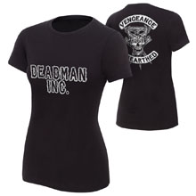 """The Undertaker """"Vengeance Unearthed"""" Women's Authentic T-Shirt"""