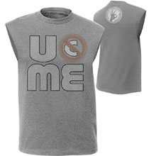 "John Cena ""Throwback"" Muscle T-Shirt"